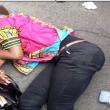 étudiante écrasée devant le cimetière de la Gombe