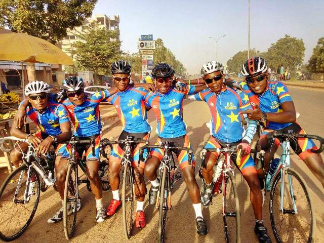 7ème Tour cycliste international de la RDC