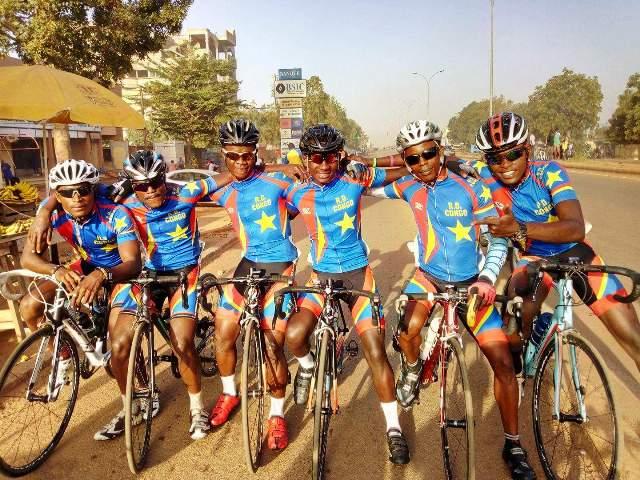 7ème Tour cycliste international de la RDC