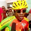 7éme Tour cycliste international de la RDC Le Burkinabé, Mathias Sorgho