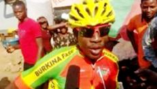 7éme Tour cycliste international de la RDC Le Burkinabé, Mathias Sorgho