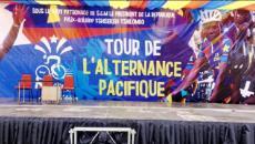 7eme tour cycliste de l'alternance pacifique en rdc