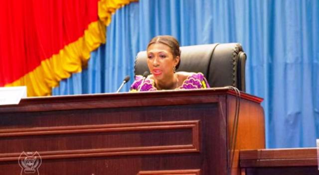 Assemblée Nationale en session extraordinaire rdc 2019