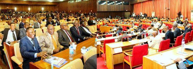 Assemblée nationale et Sénat en rdc