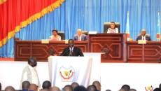 Assemblée nationale presentation du gouvernement Ilunga Ilunkamba photo prise par Erick Ks