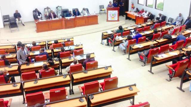Assemblée provinciale de Kinshasa