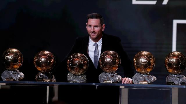 Ballon d'or 2019 messi