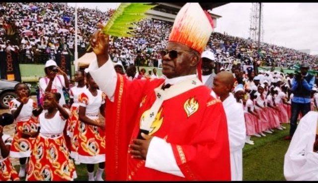 Cardinal Monsengwo