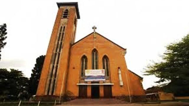 Cathédrale Notre Dame du Congo