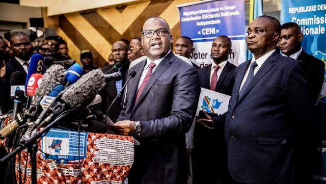 Corneille Nangaa report des éléctions au 30 decembre