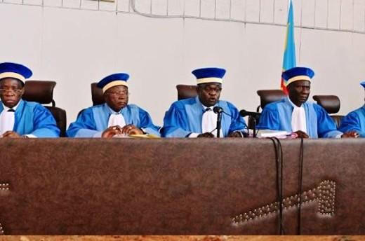 Cour constitutionnelle rdc