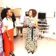 Denise Nyakeru Tshisekedi va organiser une manifestation à l'hôpital Biamba Marie Mutombo dans le cadre de cette journée