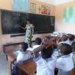 Des élèves rd congolais