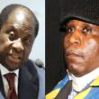 Diomi et Alexis Thambwe