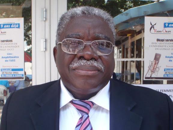 Docteur Benoît Kabela Ilunga, directeur du programme de lutte contre la maladie au ministrère de la santé, invité de Radio Okapi ce 17 mars 2011