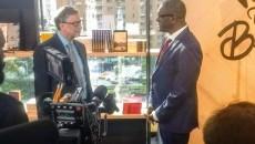Dr Denis Mukwege - Bill Gates face-à- face