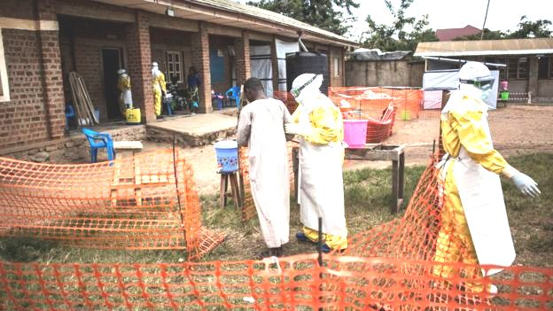 Ebola Un centre de traitement à Butembo