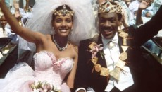 Eddie Murphy et Liza