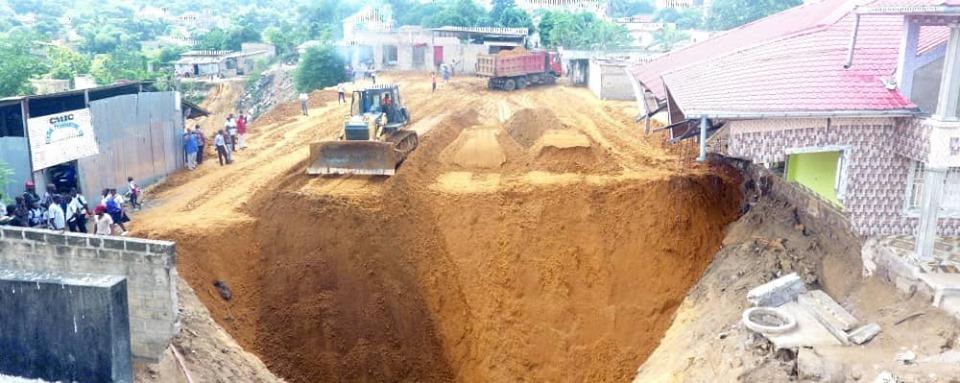 Erosion Dumez