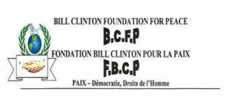 Fondation Bill Clinton pour la Paix(FBCP