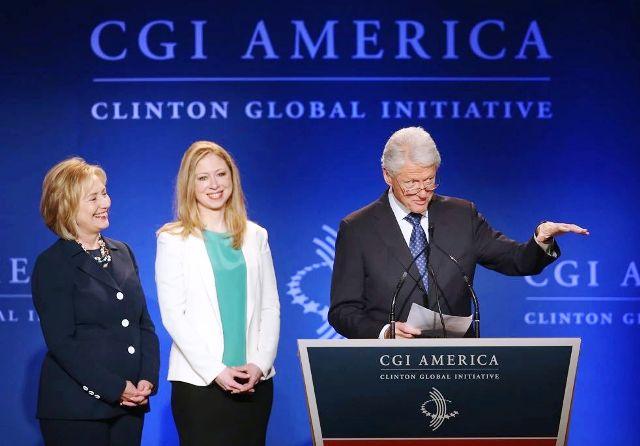 Fondation bill Clinton