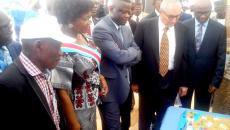 Gaston Musemena Bongala ministre EPSP