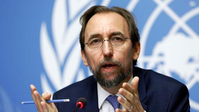 Haut Commissaire des Nations Unies aux droits de l'homme