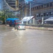 Inondation à kin