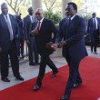 J. Zuma et J. Kabila