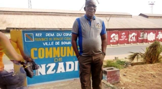 JC Lomboto à Boma