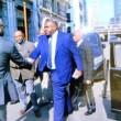 JP Bemba hier à Bruxelles avec Lamuka