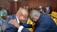 Jacques Lungwana élu rapporteur adjoint