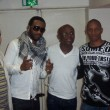 Jean-Michel Denis, Fally ipupa, David Monsoh et Mory Touré