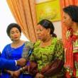 Jeanine Mabunda Réseau des Femmes Parlementaires