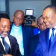 Joseph Kabila et Corneille Nangaa