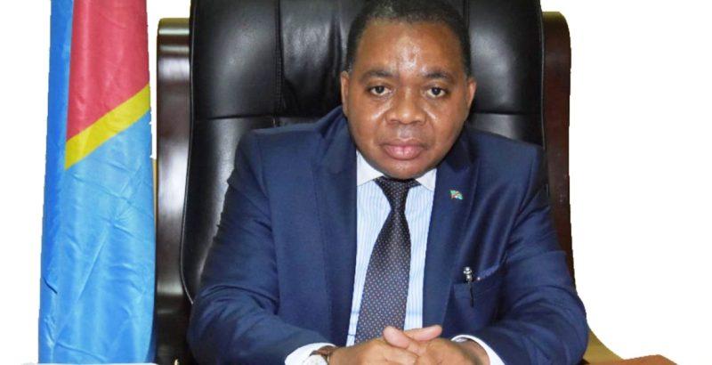 Joseph Kokonyangi, ministre de l'Urbanisme et Habitat