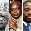 Joseph Mobutu ; Laurent Désiré Kabila et Joseph Kabila