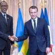 Kagame et Macron