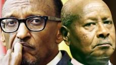 Kagame et Museveni