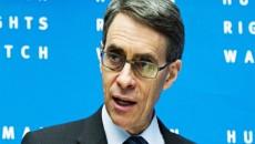Kenneth Roth Dir executif de HRW