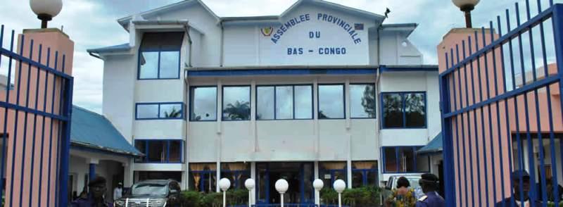 Kongo Central l'Assemblée provinciale