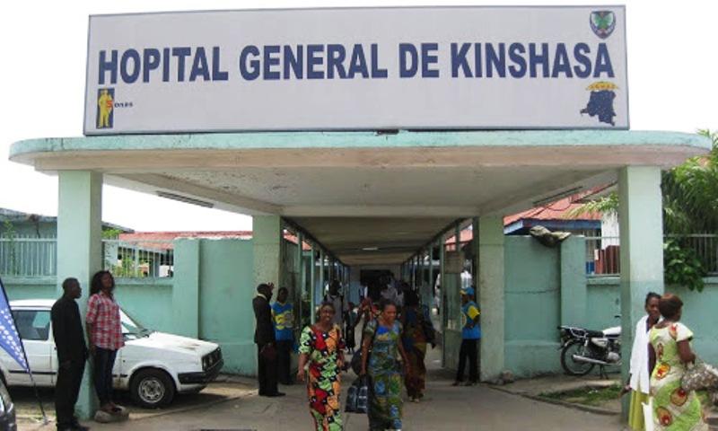 L'Hôpital Général de Kinshasa