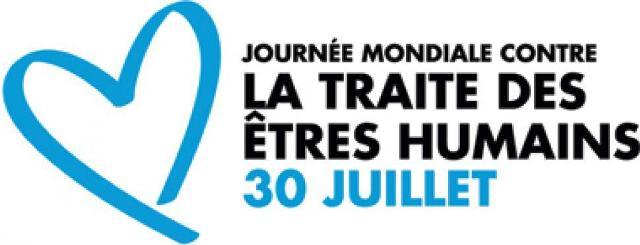 L'humanité célèbre la journée mondiale de la traite d'êtres humains