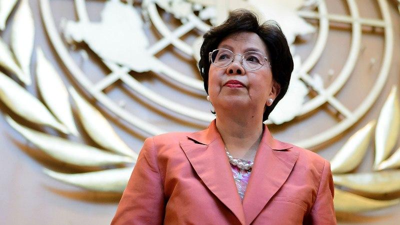 La Directrice générale de l'Organisation mondiale