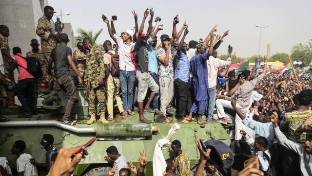 La chute d'Omar el-Béchir