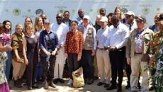 La délégation des industriels américains à Bukavu