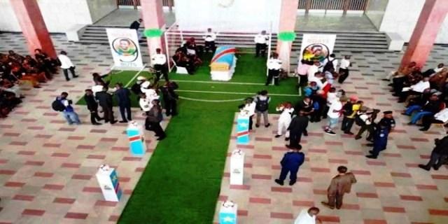 La dépouille de Ndaye «Mutumbula» exposée au Palais du peuple