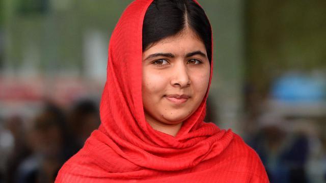 La militante Malala Yousafzai messagere de l'onu pour la paix