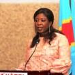La ministre du Genre, Chantal Safu