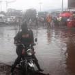 La Route Mokali  en état de délabrement, le 12 avril 2017 à Kinshasa. Radio Okapi/Ph. Billy Ivan Lutumba